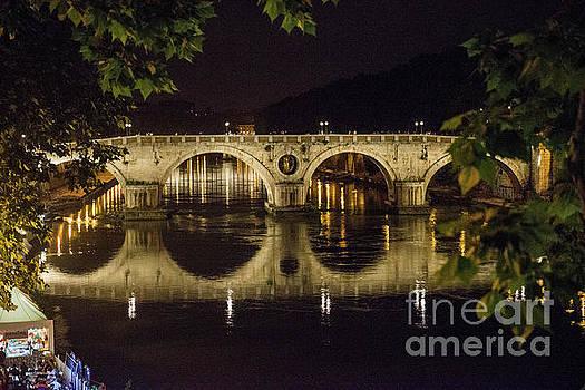 Ponte Sisto by Joseph Yarbrough