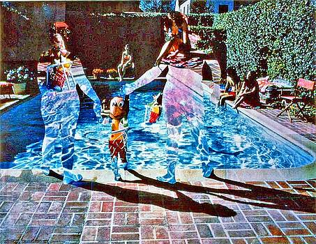 POOL PARTY sold by Randy Sprout