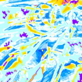 Pop Art Swirls and Shapes by Joy McKenzie