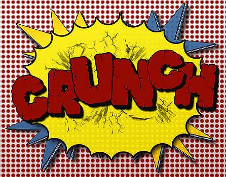 Pop CRUNCH by Suzanne Barber