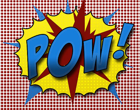 Pop POW by Suzanne Barber