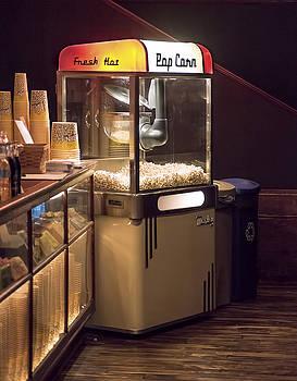 Popcorn Machine by Lee Fortier