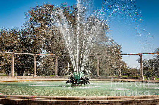 Kathleen K Parker - Popp Fountain-New Orleans-color