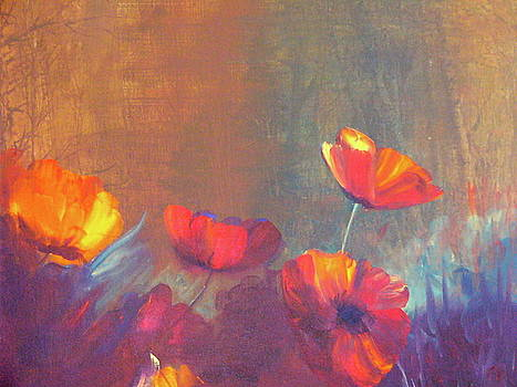 Poppies by Robin Zuege