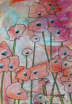 Poppies1 by Karla Gerard
