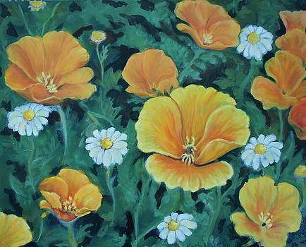 Poppy Dreams by Ruth Mabee