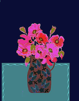 Poppy Stille by Linde Townsend