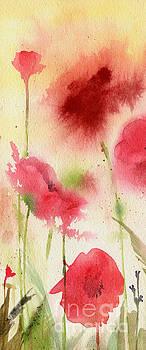 Poppy Field #2 by Sheila Golden