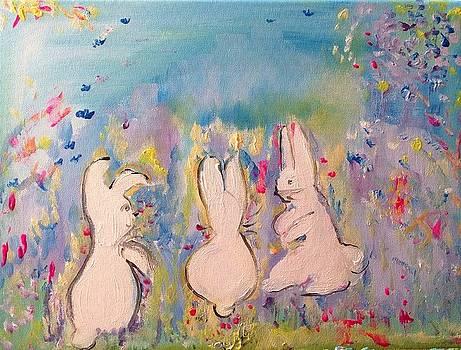 Poppy,Floppy,and Sammy by Judith Desrosiers