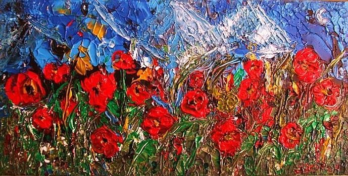 Poppyseed by Carmen Doreal