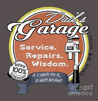 Pop's Garage by Paul Kuras