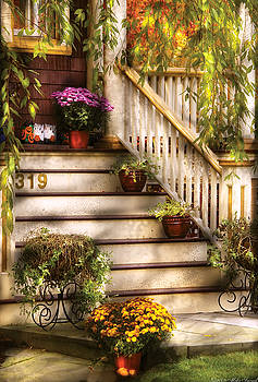 Mike Savad - Porch - Westifeld NJ - Livin