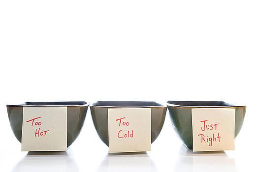 Porridge Bowls by Rob Byron