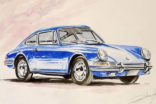 Porsche 911 by Federico  De muro