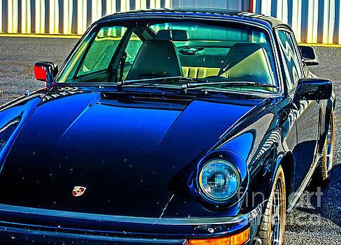 Porsche 911  by JW Hanley