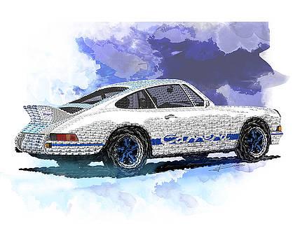 Porsche by Nelson Barros