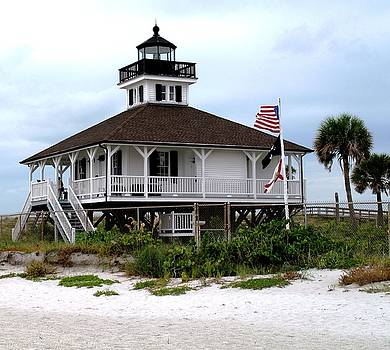 Ian  MacDonald - Port Charlotte Harbor Lighthouse