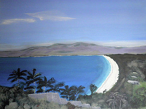 Port Douglas Seascape          by Kate Farrant