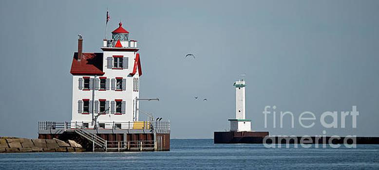 Port of Lorain by Debbie Parker