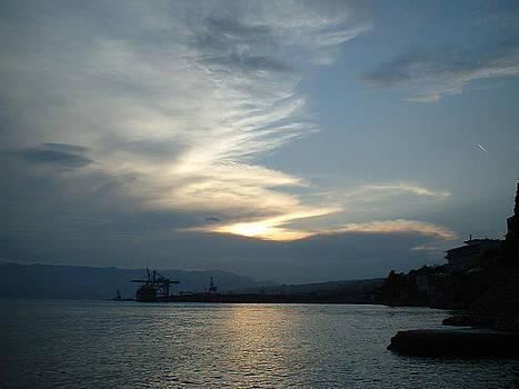 Port Town by Nyna Niny