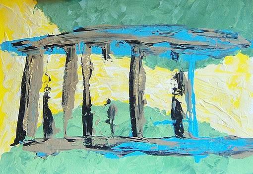 Portico by Helene Henderson