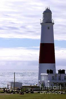 Portland Bill Lighthouse by Baggieoldboy