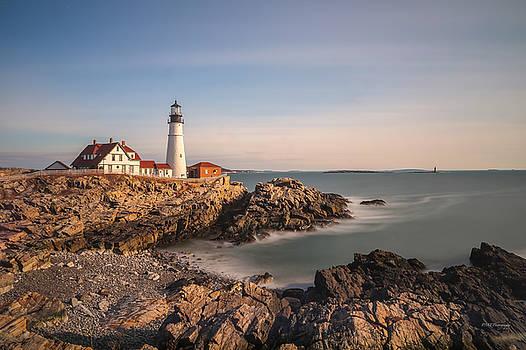 Portland Head Lighthouse by Paul Treseler