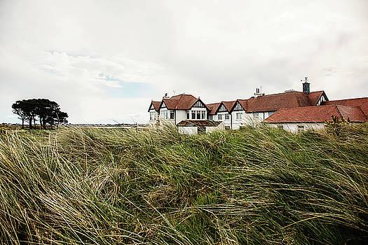 Scott Pellegrin - Portmarnock Clubhouse