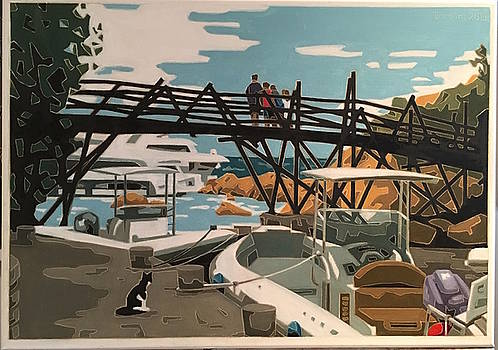 Porto Cervo by Varvara Stylidou