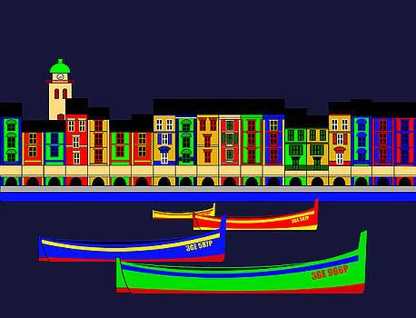 Portofino Inspirations by Lonvig