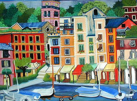 Portofino by Norma Tolliver