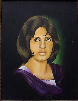 Portrait 114 by Mohd Raza-ul Karim