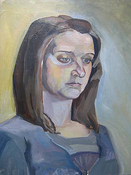 Portrait 2 by Maria Degtyareva