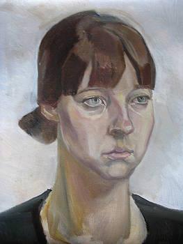 Portrait 3 by Maria Degtyareva