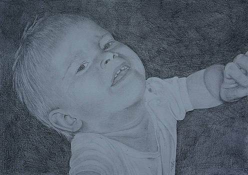 Portrait by Bitten Kari