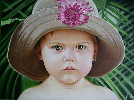 Portrait by Luis  Jesus