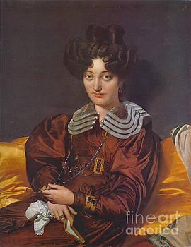 Portrait Madame Marcotte 1826 by Padre Art