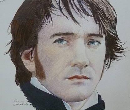 Portrait of a Gentleman by Constance DRESCHER