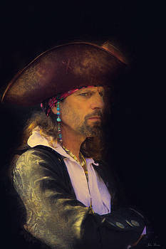 Portrait of a Pirate by John Rivera