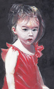 Portrait of Rose by Ramon DelRosario