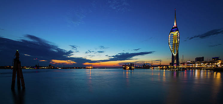 Portsmouth 2 by Mariusz Czajkowski