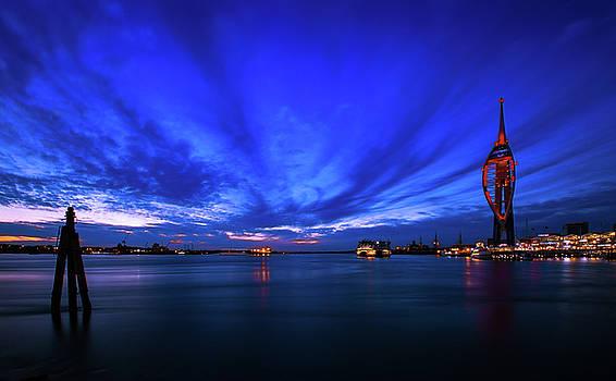Portsmouth Blue by Mariusz Czajkowski