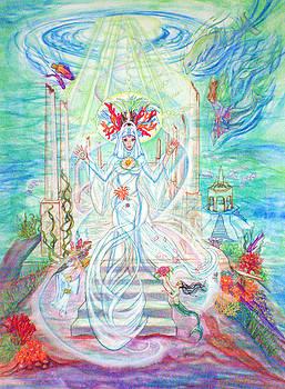 Poseidian Priestess by Joyce Jackson