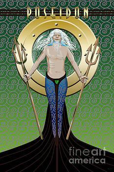 Poseidon by Dia T