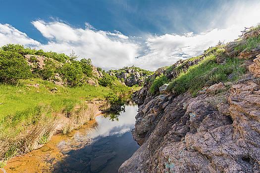Post Oak Creek - South by Nathan Hillis