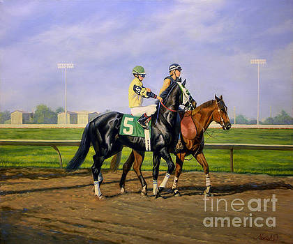 Post Parade by Jeanne Newton Schoborg