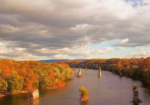 Mick Burkey - Potomac River