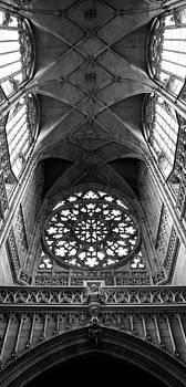 Prague St Vitus Cathedrale 03 by Vladimir Jovanovic