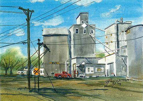 Prairie Giants by Bud Bullivant