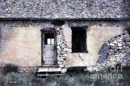 Prairie Relic by RC deWinter